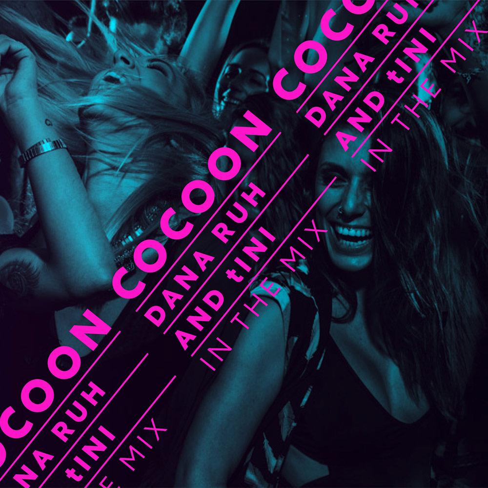 Release: Dana Ruh & tINI In The Mix