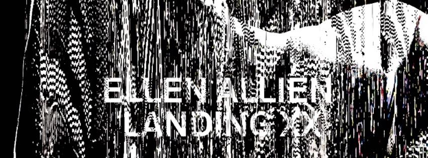 Release: Ellen Allien – Landing XX