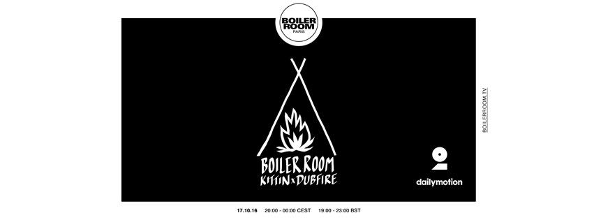 Boiler Room: Miss Kittin & Dubfire