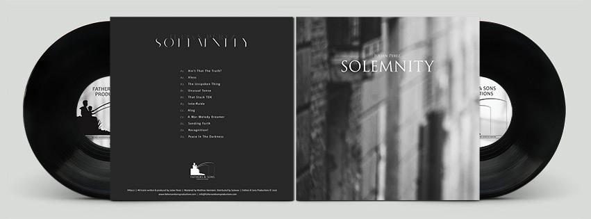 Release: Julian Perez – Solemnity