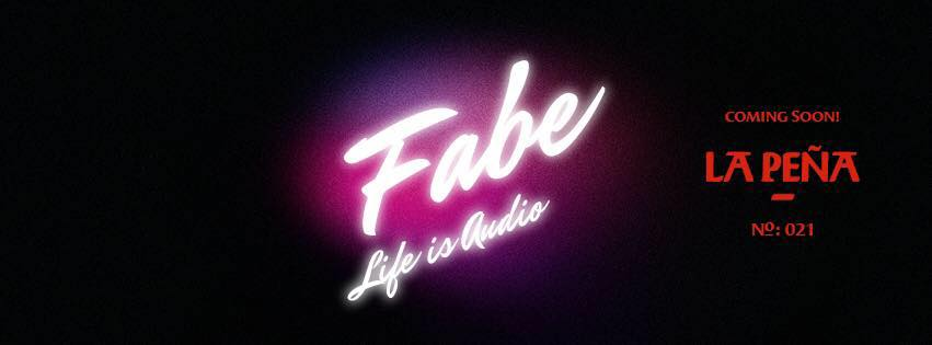 Release: Fabe – Life Is Audio