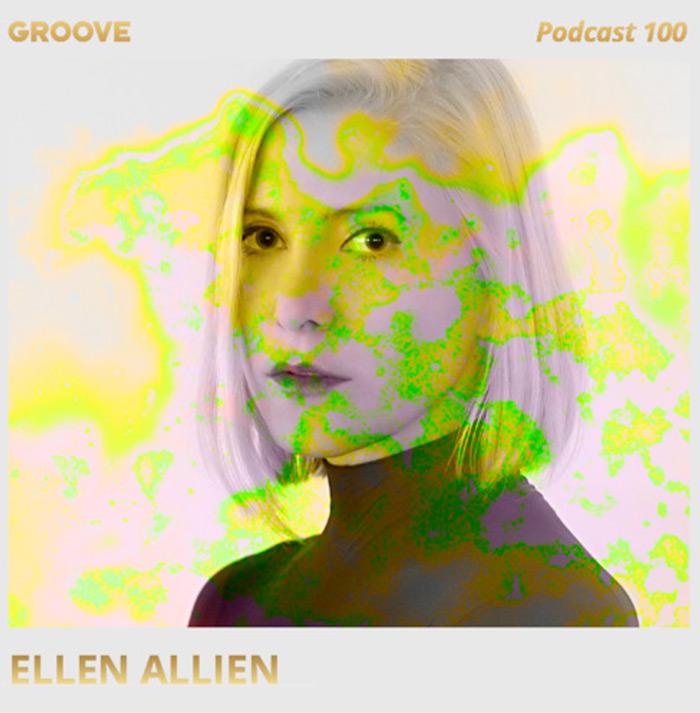 Groove Podcast: Ellen Allien
