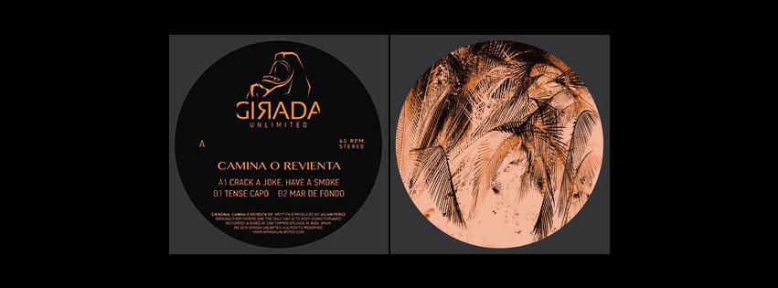 Release: Julian Perez – Camina O Revienta