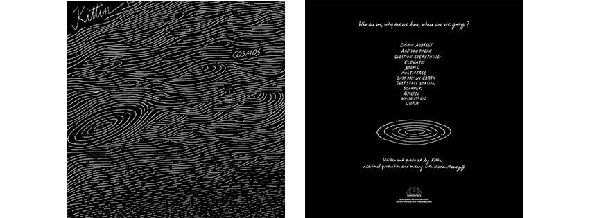 Release: Kittin – Cosmos