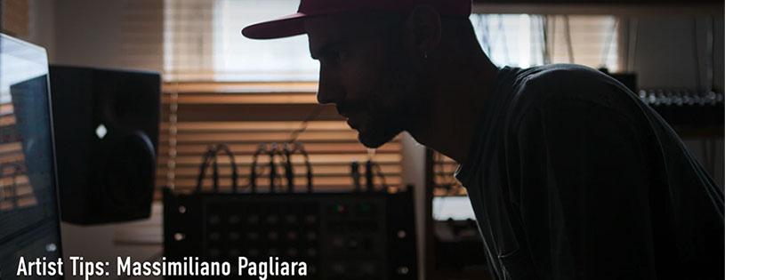 XLR8R: Massimiliano Pagliara's Artist Tips